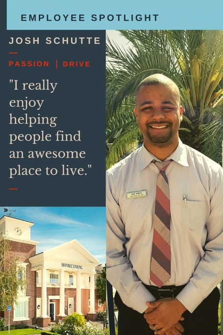 Homecoming at Eastvale Lewis Apartment Communities Employee Spotlight
