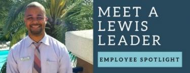 Lewis Apartment Community Employee Spotlight Josh Schutte