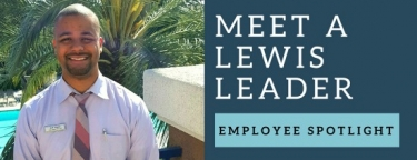Lewis Apartment Communities Employee Spotlight Josh Schutte