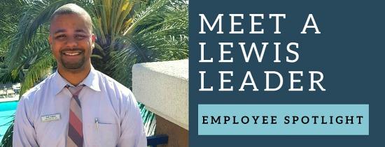 Lewis Apartment Communities Employee Spotlight Josh Schutte