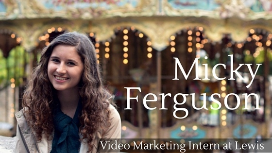 Micky Ferguson Video Intern at Lewis Group of Companies