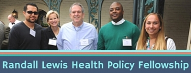 Randall Lewis Health Policy Fellowship