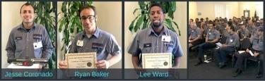 lewis apartment communities maintenance recognition awards