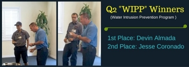 water intrusion winner at lewis apartment communities