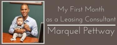 Marquel Pettway Leasing Consultant