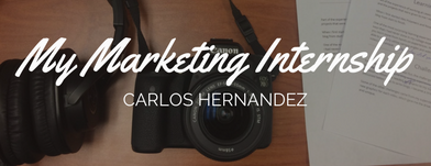 Learning and Growing as a Marketing Intern at Lewis by Carlos Hernandez