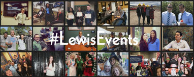 Lewis Events for Lewis employees